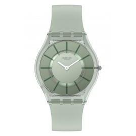 Swatch SS08G103 Skin Damen-Uhr Vert d´Eau