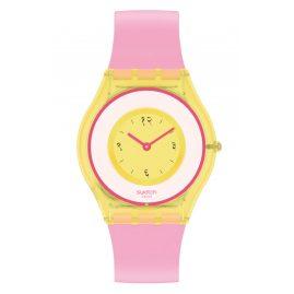 Swatch SS08Z101 Skin Ladies' Watch India Rose 01