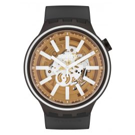 Swatch SO27B114 Big Bold Armbanduhr Light Taste
