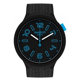 Swatch SO27B118 Big Bold Armbanduhr Deep Concrete