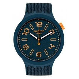 Swatch SO27N107 Big Bold Armbanduhr Burning Lava