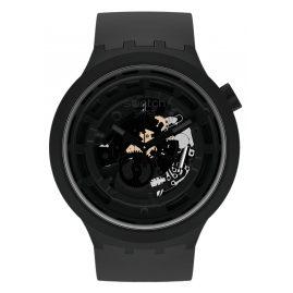 Swatch SB03B100 Big Bold Armbanduhr C-Black