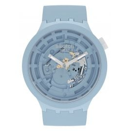 Swatch SB03N100 Big Bold Armbanduhr C-Blue