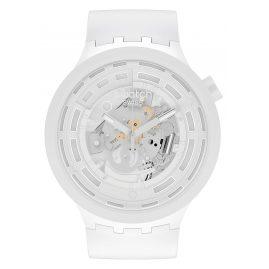 Swatch SB03W100 Big Bold Armbanduhr C-White