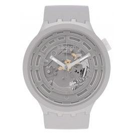 Swatch SB03M100 Big Bold Armbanduhr C-Grey