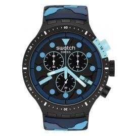Swatch SB02B408 Big Bold Herrenuhr Chronograph Escapeocean