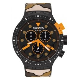 Swatch SB02B410 Big Bold Herrenuhr Chronograph Escapedesert
