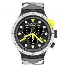 Swatch SB02M400 Big Bold Herrenuhr Chrono Escapeartic