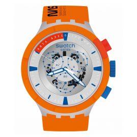 Swatch SB04Z401 Big Bold Chrono Ceramic Armbanduhr Launch