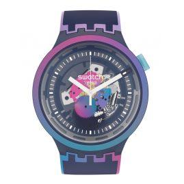 Swatch SO27N112 Wristwatch Big Bold #rainbowinthenight
