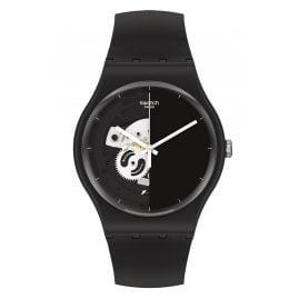 Swatch SO32B107 Herrenarmbanduhr Live Time Black