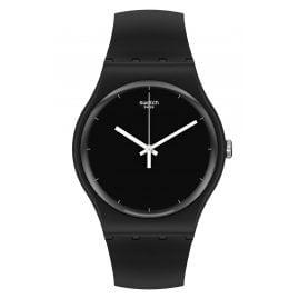 Swatch SO32B106 Men´s Watch Think Time Black