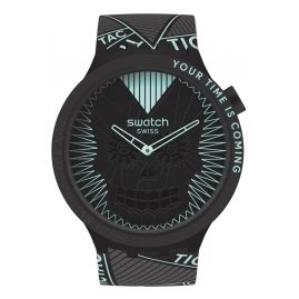 Swatch SB01B129 Big Bold Uhr Run But You Can't Hide