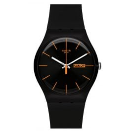 Swatch SUOB704 Dark Rebel Watch