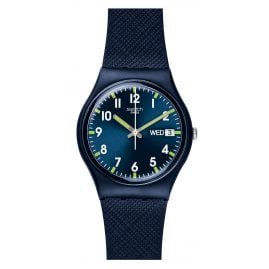 Swatch GN718 Sir Blue Wristwatch