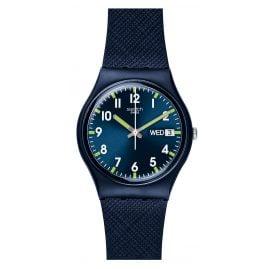 Swatch GN718 Sir Blue Armbanduhr