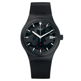 Swatch SUTA401 Sistem51 Automatic Mens Watch Sistem Clouds