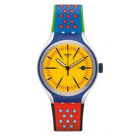 Swatch YES4015 Wrist Watch Amarelho