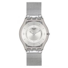 Swatch SFM118M Metal Knit Ladies Watch