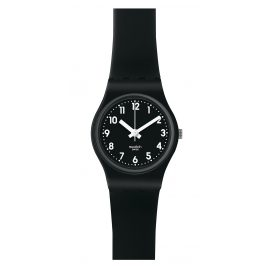 Swatch LB170E Lady Black Single Ladies Watch