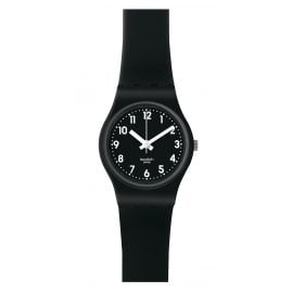 Swatch LB170E Lady Black Single Damenuhr