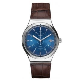 Swatch YIS404 Sistem51 Irony Automatic Watch Sistem Fly