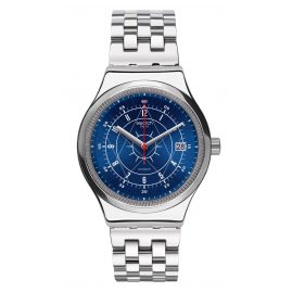 Swatch YIS401G Sistem51 Irony Automatic Watch Sistem Boreal
