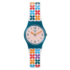 Swatch LN151 Ladies Watch Paseo de Gracia
