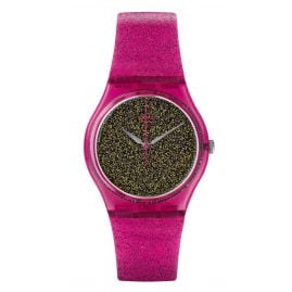 Swatch GP149 Nuit Rose Ladies Watch