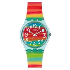 Swatch GS124 Color The Sky Ladies Watch