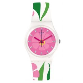 Swatch GZ304 Primevere Ladies Wrist Watch