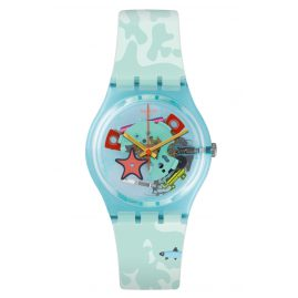 Swatch GL121 Damenuhr Piscina