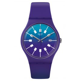 Swatch SUOV400 Wrist Watch Crazy Sky