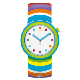 Swatch PNL100 Ladies Watch Popadelic