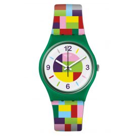 Swatch GG224 Ladies Watch Tet-Wrist
