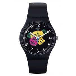 Swatch SUOB140 Wrist Watch Patchwork