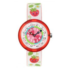 Flik Flak FBNP054 Funny Fraises Girls Watch