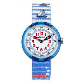 Flik Flak FBNP020 Water Stripes Kinderuhr