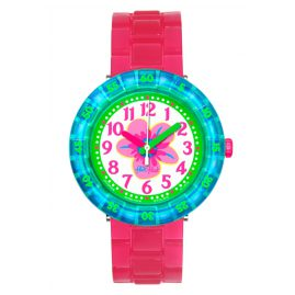 Flik Flak FCSP028 Chewy Pink Girls Watch