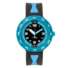 Flik Flak FCSP016 Get It In Blue Kids Watch