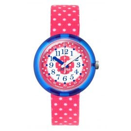 Flik Flak FPNP012 Pink Crumble Kids Watch