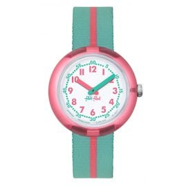 Flik Flak FPNP020 Pink Band Kids Watch