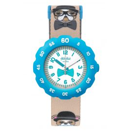 Flik Flak FPSP024 Kids Watch Chapeau Melon
