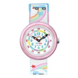 Flik Flak FBNP102 Girls Watch Roller Disco
