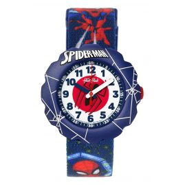 Flik Flak FLSP012 Kinderuhr Spider-Man In Action