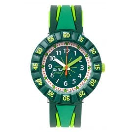 Flik Flak FCSP074 Kinderuhr All Green