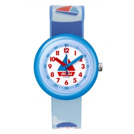 Flik Flak FPNP028 Kids Wristwatch Sea Friends