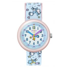 Flik Flak FPNP030 Kids Wristwatch Bubblicorn