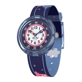 Flik Flak FBNP123 Children's Wristwatch Owly Sky
