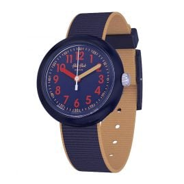 Flik Flak FPNP043 Kinderuhr Color Blast Blue